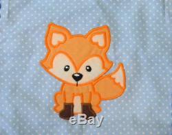Adult Baby Sissy Dress Up FOX ROMPER Binkies n Bows