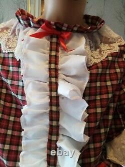 Adult Baby /Sissy/ role play Dress