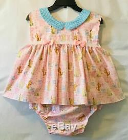 Adult Baby SissyCLASSIC POOH Baby Girl Play/Diaper SetOne-of-a-Kind Lovie n Me