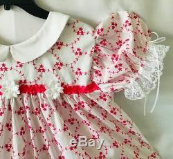 Adult Baby SissyPINK JASMINE Baby Girl Play/Diaper SetLovie n Me