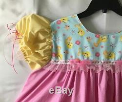 Adult Baby SissyTWEETY BIRD Baby Girl Play/Diaper SetLovie n Me