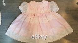 Adult Baby pink Sissy Dress