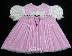 Adult Sissy Baby Pvc Dress (sz M)