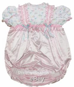 Adult Sissy Little Baby Romper Night Sleeper (pk) XL