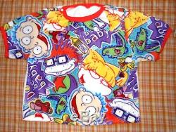 Adult T Shirt Cover Set Abdl Nappy Set Sissy Set