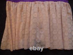 Adult baby or sissy pvc dress