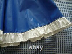 Adult baby sissy or age play PVC dress. 38/42