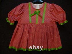 Adult baby sissy or age play dress. 38/40