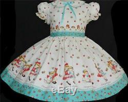 Annemarie-Adult Sissy Baby Girl Dress Margaret and Sophie Your Measurements