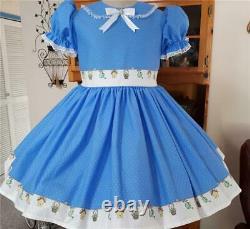 Annemarie-Adult Sissy Baby Girl Lolita Daisy Kingdom Ready to Ship