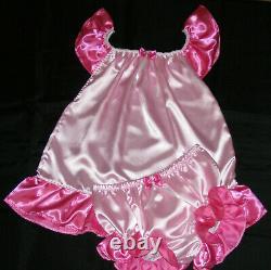Babydoll Adult Baby sissy maid