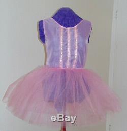Crinoline Pink Petticoat Tulle Sissy Lolita Adult Baby Aunt D