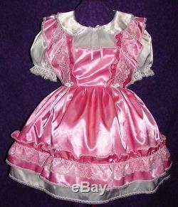 Divine Adult Baby Sissy Dress Aunt D