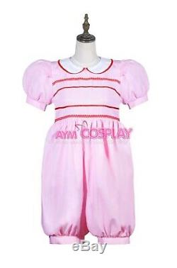 Locking cotton sissy baby adult jumpsuit pajamas CD/TV Tailor-made G3825