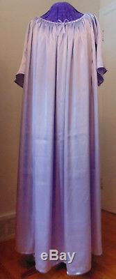 Nightgown Satin Sissy Lolita Adult Baby Custom Aunt D
