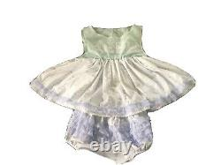 OOAK Adult baby Sissy Dress and Water proof Diaper cover