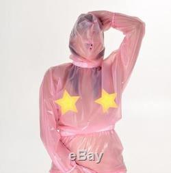 PVC Adult Baby Suit / Plastic AB Enclosure Sissy Fetish