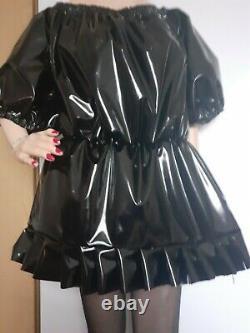 PVC, Fetish, BDSM, Dress, Adult Baby, Maid, Cosplay, cross-dresser, x dress