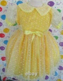 Pretty Adult Sissy Baby Dress Besses