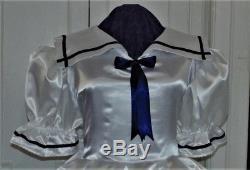 Sailor Sissy Adult Baby Dress Aunt D
