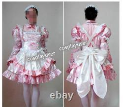 Sissy Maid Adult Baby Fetish Cd/tv Mincing Prissy Pvc
