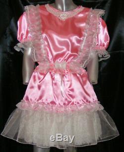Sissy Maid Adult Baby Kleid XXL
