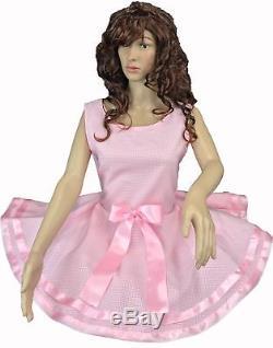 Summer Dress Up Pink Adult Baby Little Girl Fantasy Unisex LG Sissy Dames